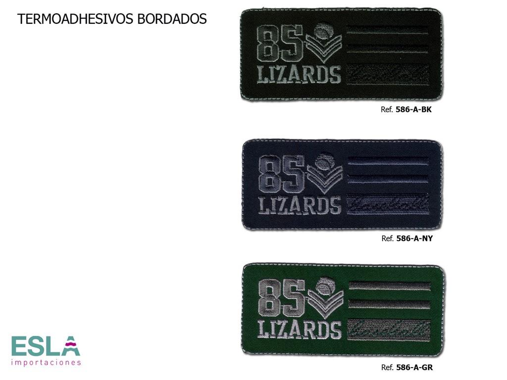 TERMOADHESIVO BORDADO 586