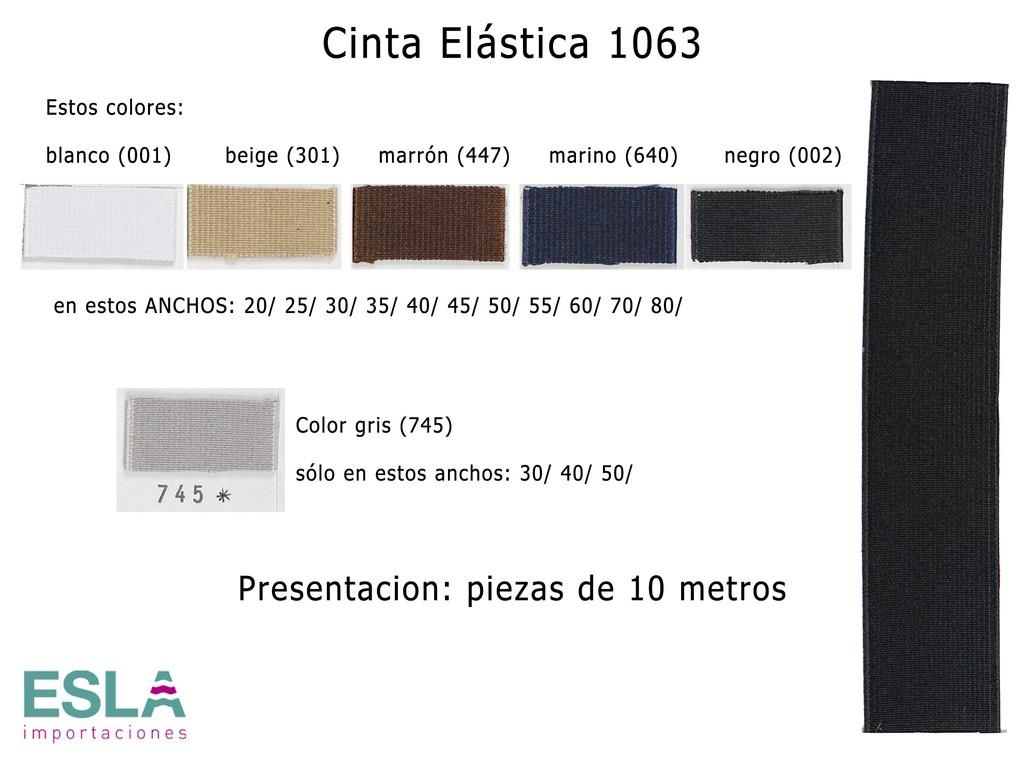 CINTA ELASTICA 1063