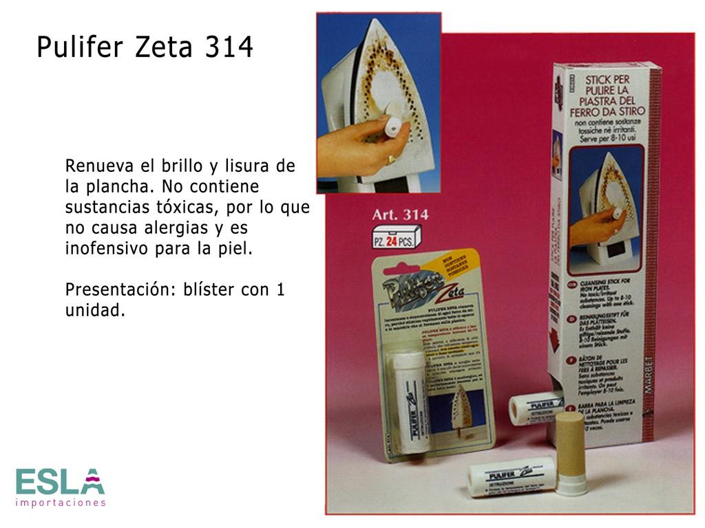 PULIFER ZETA 314