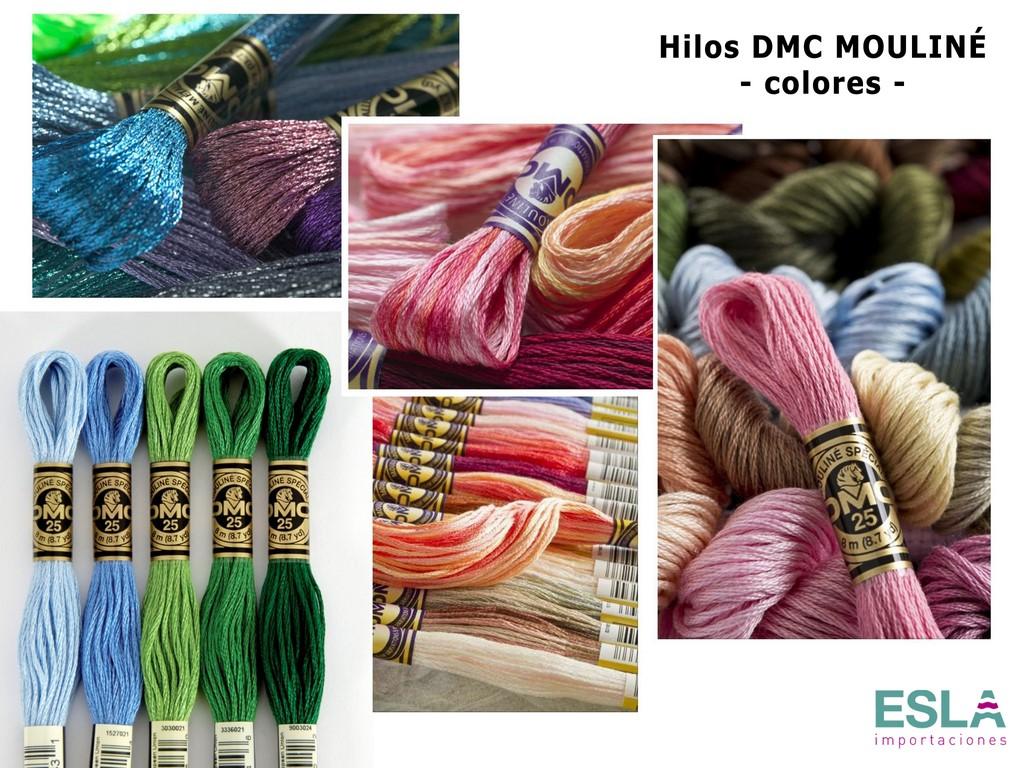 HILOS DMC MOULINE PRODUCTO