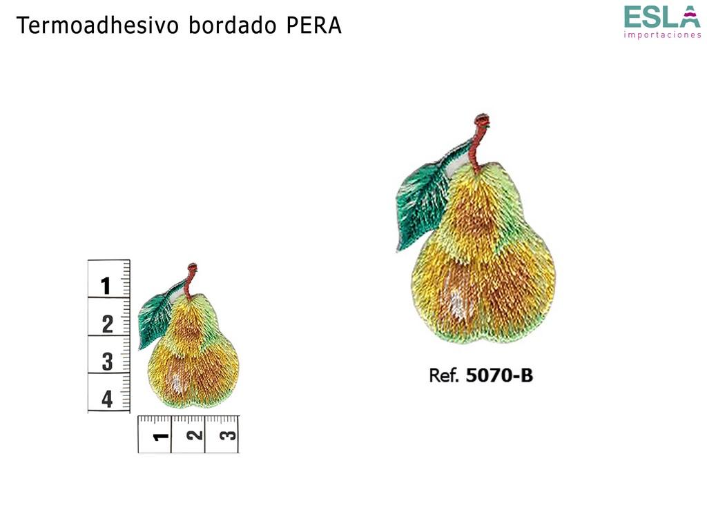 TERMOADHESIVO BORDADO PERA 5070-B