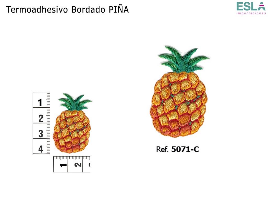 TERMOADHESIVO BORDADO PINA 5071-C