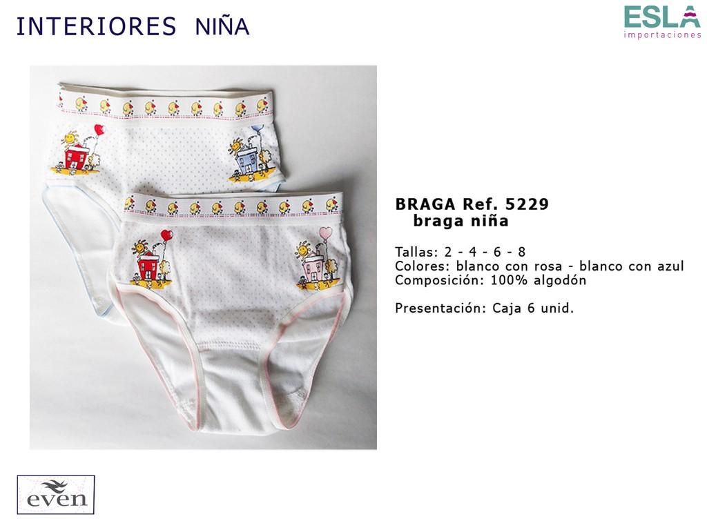 BRAGAS NIÑA 5229