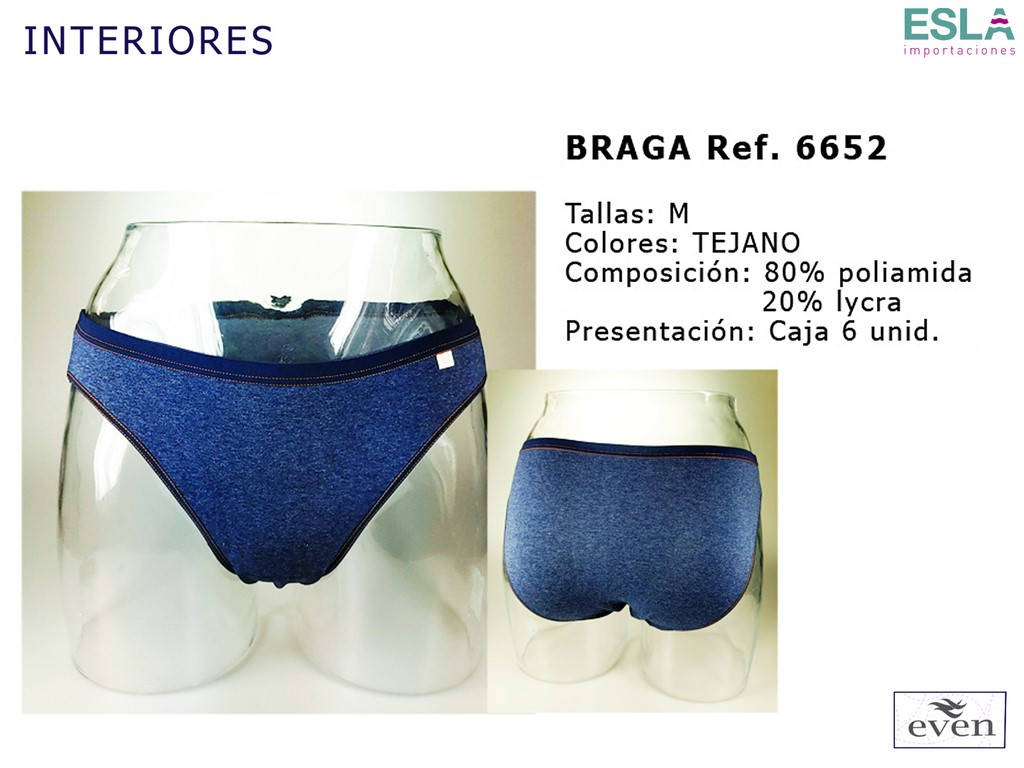 BRAGA 6652