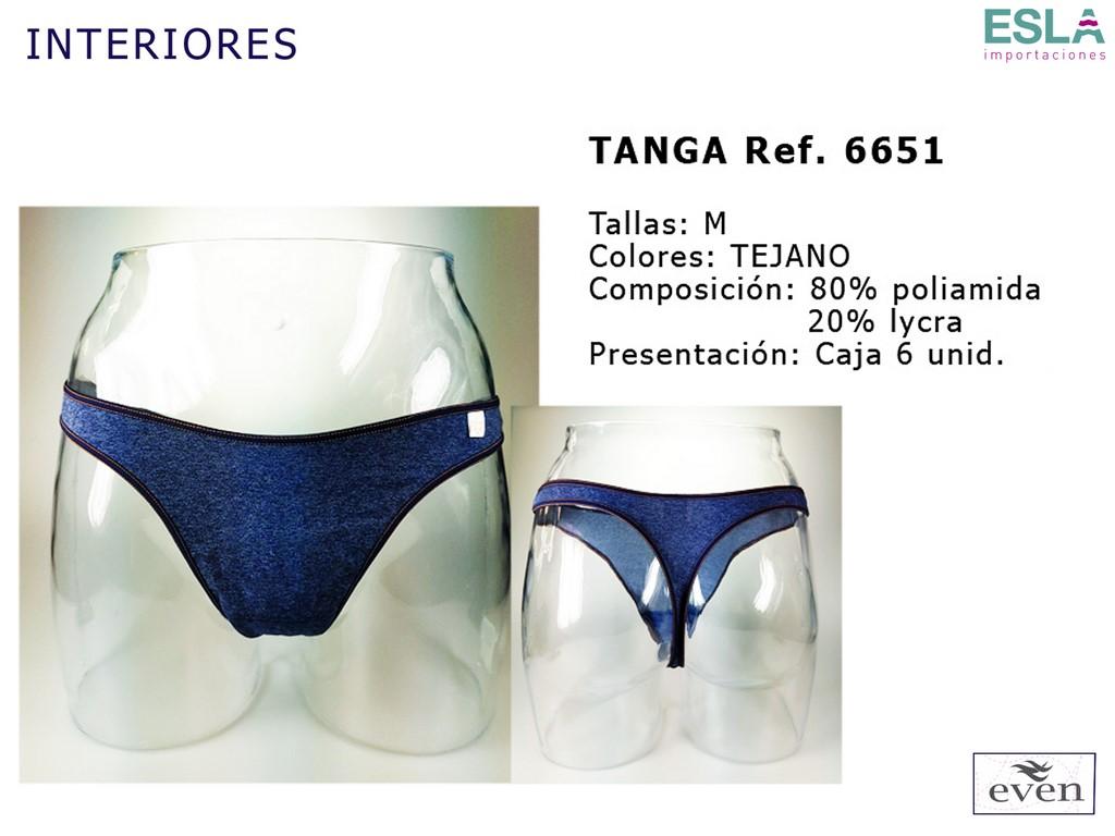 TANGA 6651