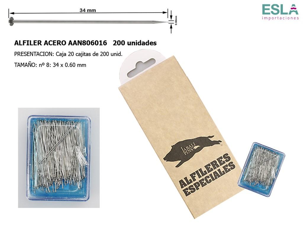 ALFILER ACERO JABALI AAN806016