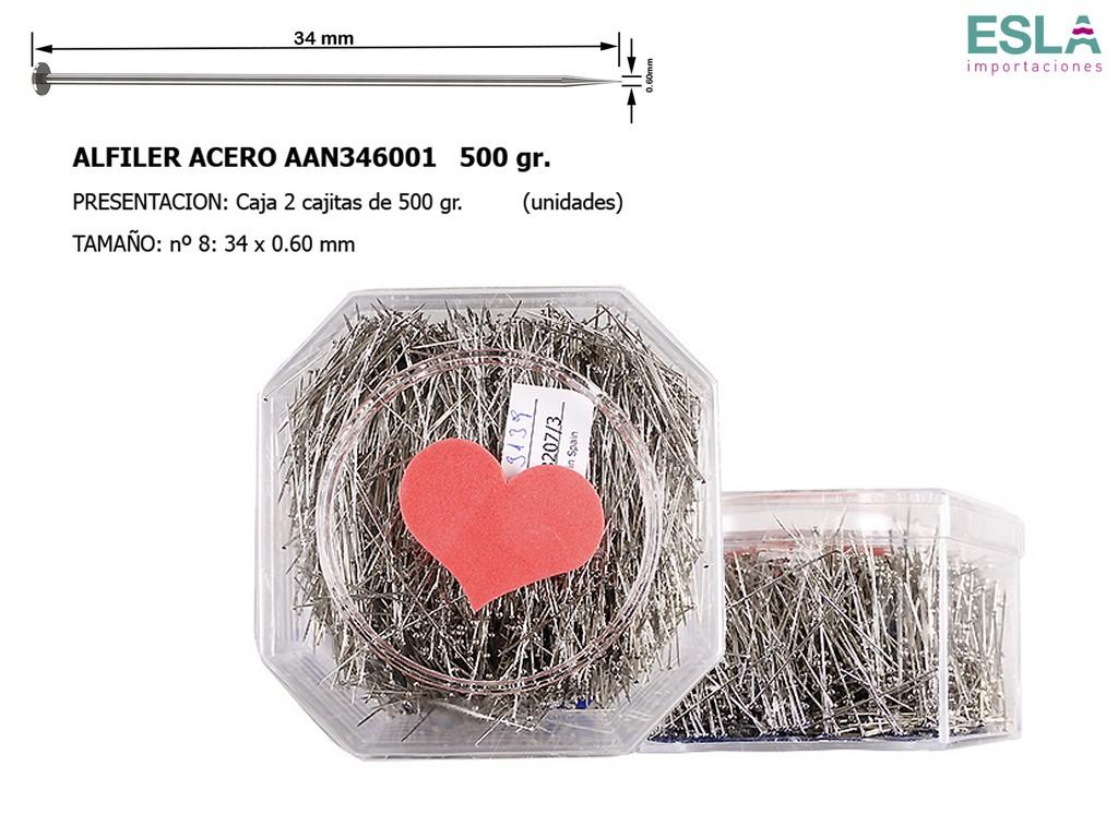 ALILERES ACERO JABALI AAN346001