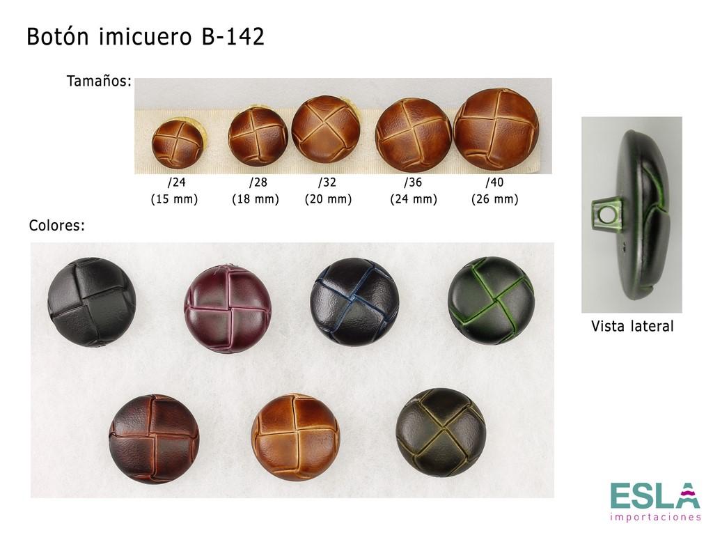 BOTON IMICUERO B142 - 356