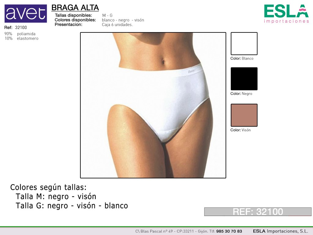 BRAGA 32100