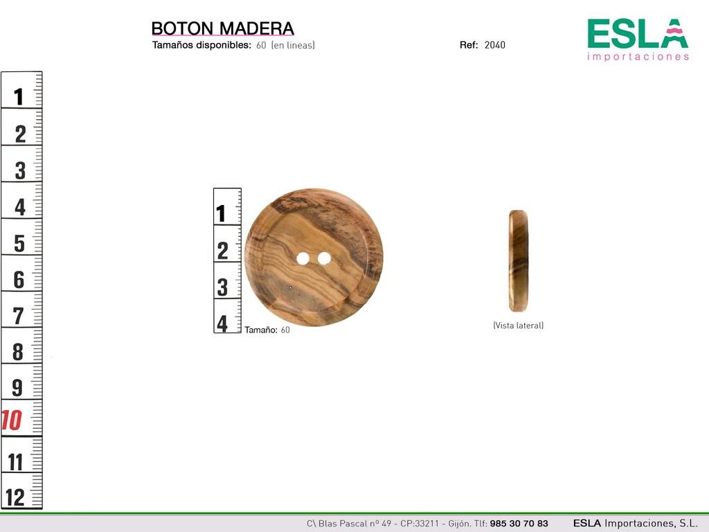 BOTON MADERA 2040