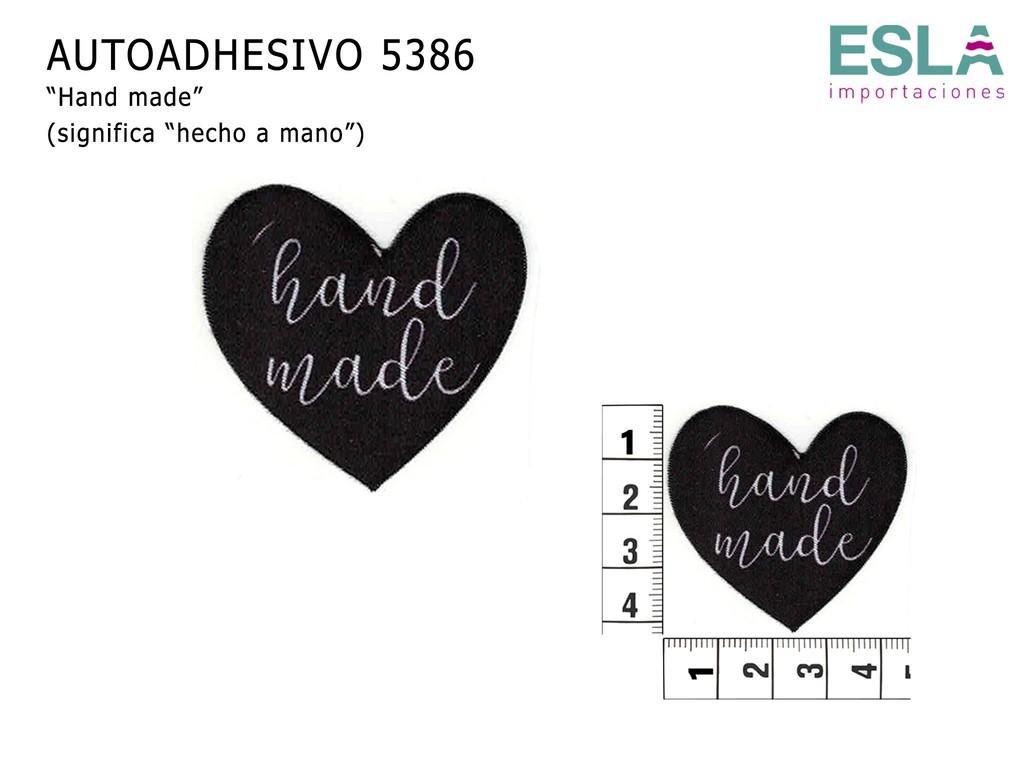 AUTOADHESIVO HAND MADE 5386