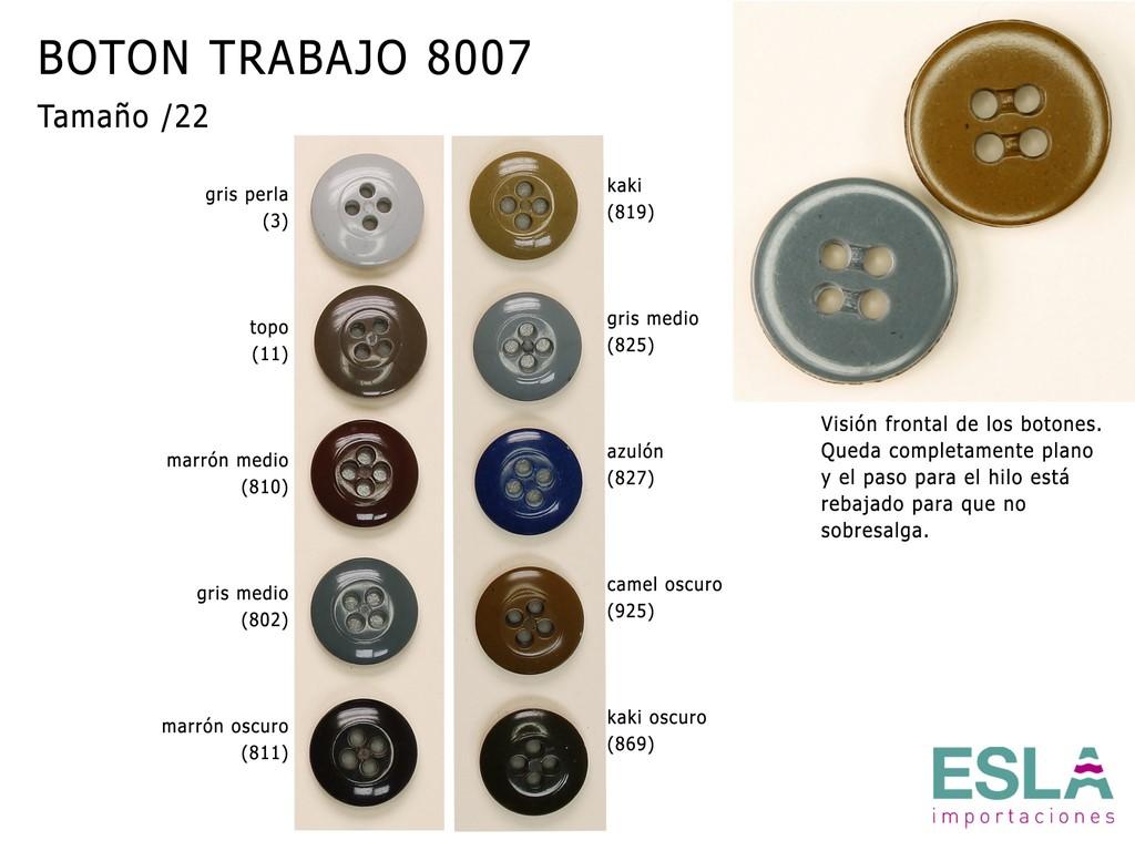 BOTON TRABAJO 8007