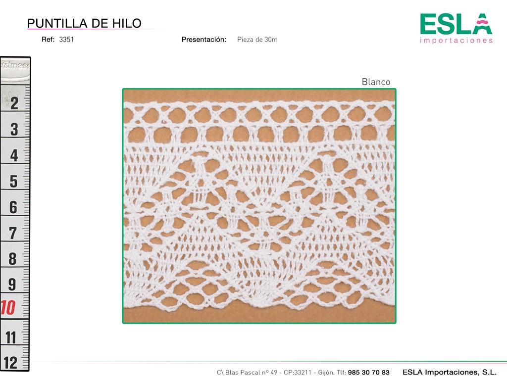 PUNTILLA HILO 3351